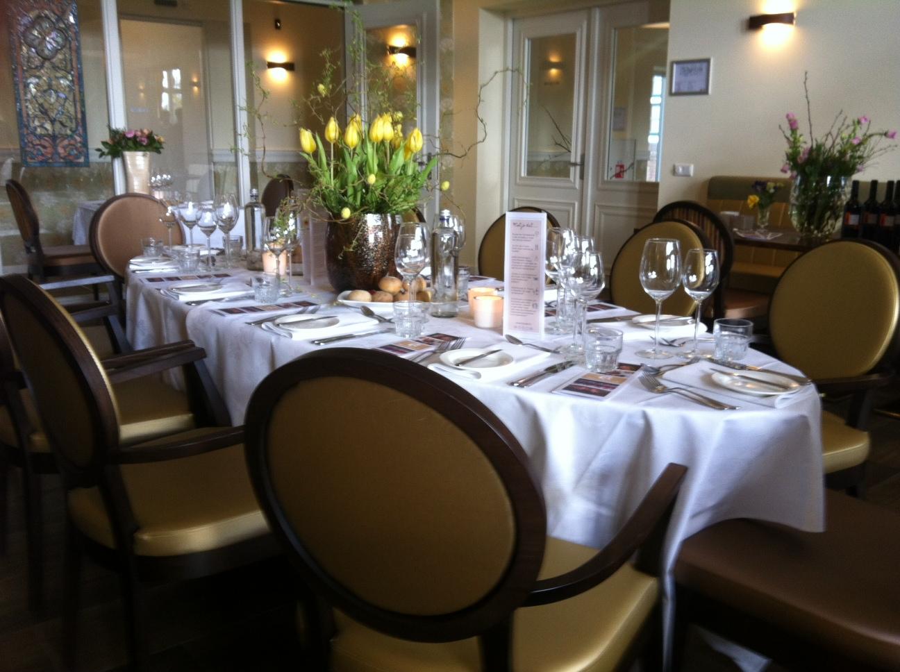 Brasserie Tafel Bar Nieuw Rollecate