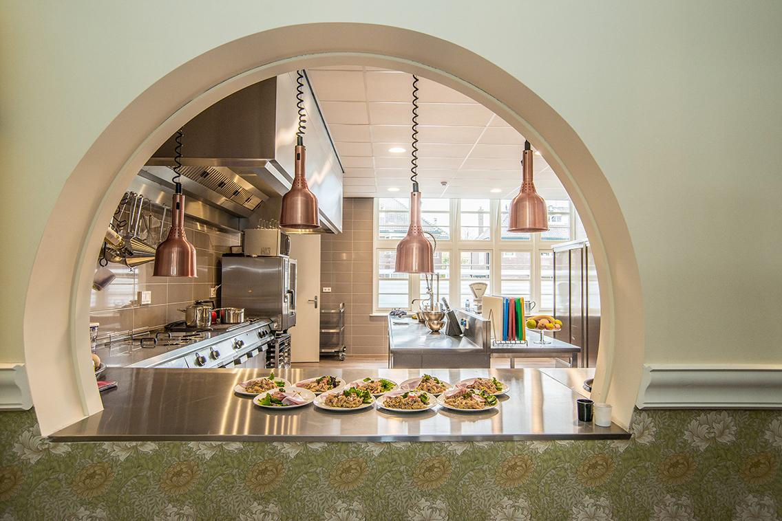 Keuken Kok Eten Nieuw Rollecate